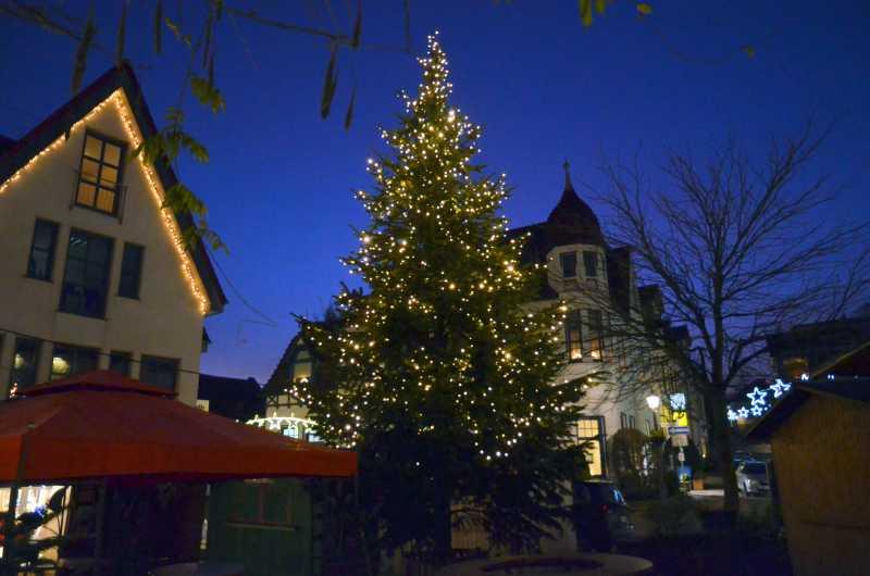 Weihnachtsmarkt Bad Iburg.Weihnachten Helmuts Rosenwelt